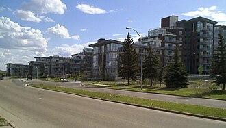 Century Park, Edmonton - Image: Century Park 10