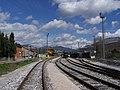 Cercanías de la estación de FEVE, Guardo. - panoramio.jpg