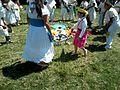 Ceremonia azteca de bienvenida a la primavera en Ayahualulco, Veracruz, México. 20.jpg