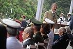 Cerimônia da Imposição da Medalha da Vitória e comemoração do Dia da Vitória, no Monumento Nacional aos Mortos da 2ª Guerra Mundial (26646322520).jpg