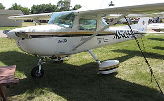 Avgas - Purdue University Cessna 150M Swift Fuel demonstrator