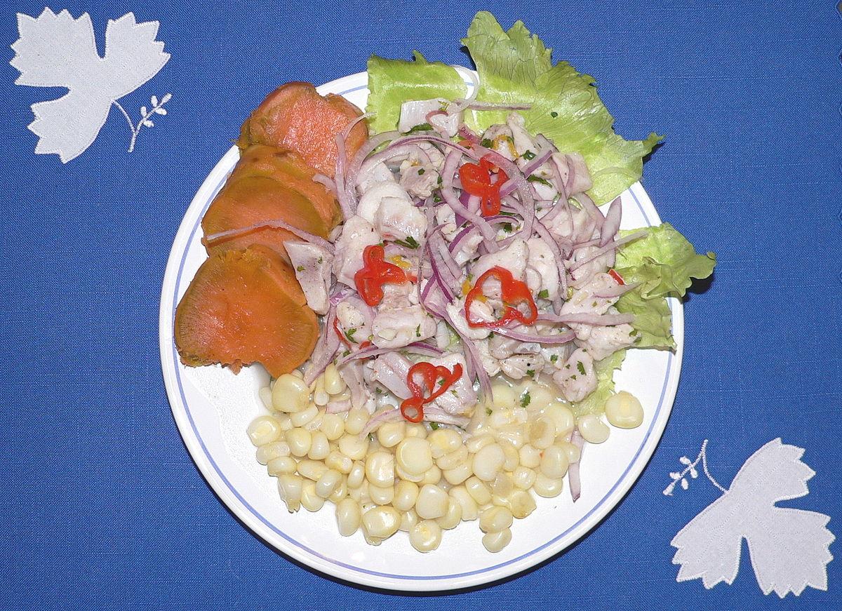 Gastronomía del Perú - Wikipedia, la enciclopedia libre