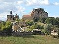Château de Biron, près de Monpazier, Dordogne.jpg