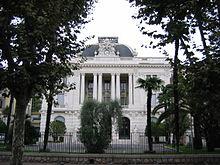 Le Palais Consulaire, Siège De La CCI Nice Côte Du0027Azur. La Chambre De  Commerce Et Du0027industrie ...