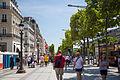 Champs-Élysées, 2 August 2015 001.jpg