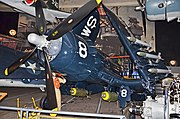 Chance Vought F4U Corsair - San Diego Air & Space Museum (9665925065).jpg