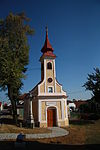Chapel of Saint Florian in Třebelovice, Třebíč District.JPG