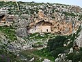 Chapel of St Paul The Hermit, Wied Il-Ghasel, Mosta - panoramio.jpg