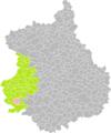 Charbonnières (Eure-et-Loir) dans son Arrondissement.png