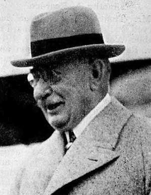 Charles E. Stanton - Stanton as a commissioner of the San Francisco Board of Public Works in 1929.