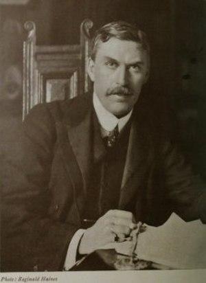 Silvester Horne - Charles Silvester Horne