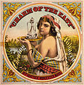 Charm of the East, tobacco label, 1872.jpg
