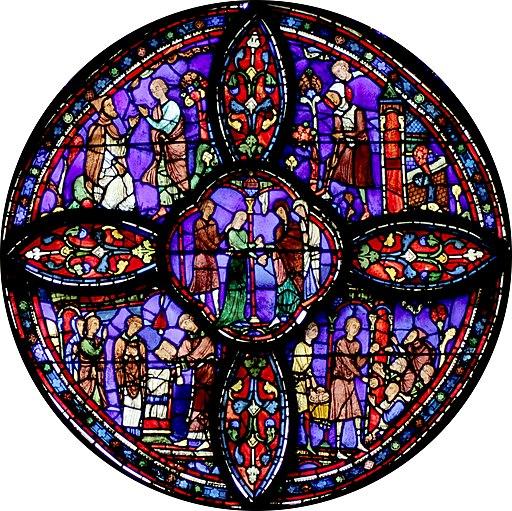 Chartres-030-d Médaillon 1