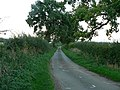 Chase View Lane, towards Ash Flats - geograph.org.uk - 250775.jpg