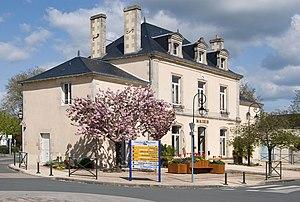 Chasseneuil-du-Poitou - Image: Chasseneuil du Poitou mairie