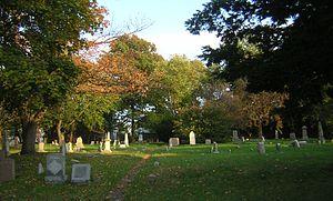 Chelsea Garden Cemetery - Image: Chelsea Garden Cemetery Chelsea MA 03