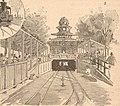 Chemin de Fer-Tramway Decauville de l'Exposition Universelle Paris 1889 - Tunnel de 106 mètres.jpg