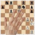 Chessboard examination from Le sorelle della pittrice Lucia, Minerva e Europa Anguissola giocano a scacchi.jpg