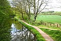 Chesterfield Canal at Pudding Dike Bridge - geograph.org.uk - 639353.jpg
