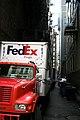 "Chicago (ILL) Downtown, E Madison St. N Garland Ct "" Fedex Freight B41 "" (4825757821).jpg"