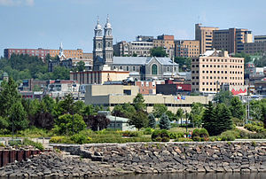 Chicoutimi - Downtown Chicoutimi