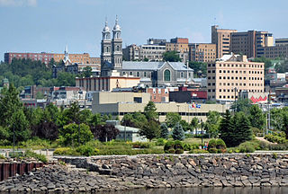 Borough in Quebec, Canada