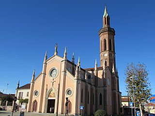 San Carlo Canavese Comune in Piedmont, Italy