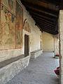 Chiesa di San Panfilo, Tornimparte - portico, 2.jpg