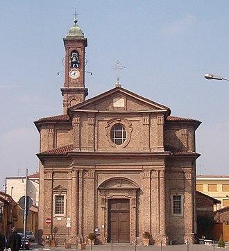 Nichelino - Trinity Church of Nichelino.