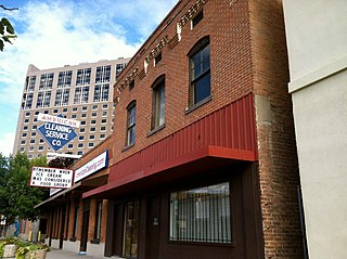 Chinese Odd Fellows Building