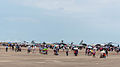 Ching Chuang Kang Air Force Base Apron in Open Day 20140719b.jpg