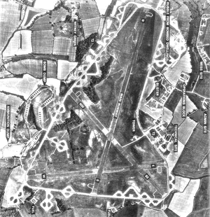 RAF Chipping Ongar - Chipping Ongar Airfield - 21 June 1947 in a reserve status.