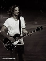 Chris Cornell, Soundgardenov pjevač