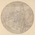 Christ at the Foot of the Cross, Mourned by Mary and John MET DP228697.jpg