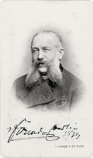 Christoph Ernst Friedrich von Forcade de Biaix German judge (1821-1891)