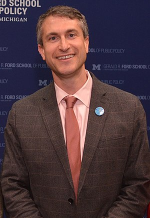 Christopher Taylor (politician) - Taylor in 2014