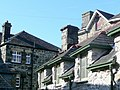 Chunky stone buildings of Dolgellau - geograph.org.uk - 1531639.jpg