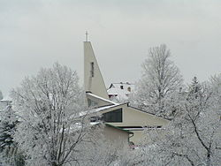 Church in Nevolne.JPG