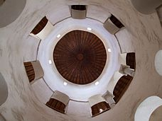 Church of St. Donatus in Zadar - interior.JPG