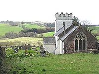 Church of St. Mary Magdalene, Withiel Florey - geograph.org.uk - 153664.jpg