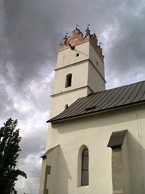 Spišský Hrhov - Church of St. Simon and St. Jude