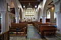 Church of St Andrew's, Boreham, Essex - nave and west window.jpg