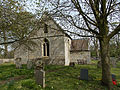Church of St Guthlac, Little Ponton - from the west.jpg