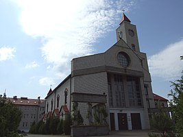 Church of the Mother of God of Fatima (Baranavichy).jpg