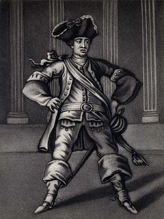 Theophilus Cibber 18th-century English actor, playwright, and author