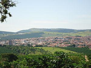 Três Pontas - View of Três Pontas