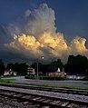 Ciel du 31 mai 2013 Brompton - panoramio.jpg