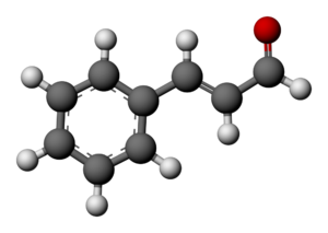 Cinnamaldehyde - Image: Cinnamaldehyde