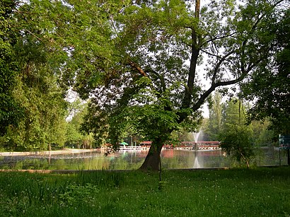 How to get to Lacul Cișmigiu with public transit - About the place
