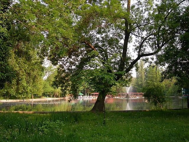 Parc Cișmigiu